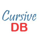 CursiveDB - An ADO.NET wrapper